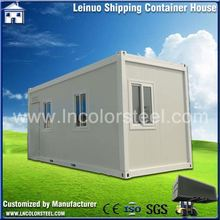 economic converted container homes made in china