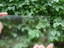 Tempered clear float glass price 3/4/5/6mm/anti reflective coating glass