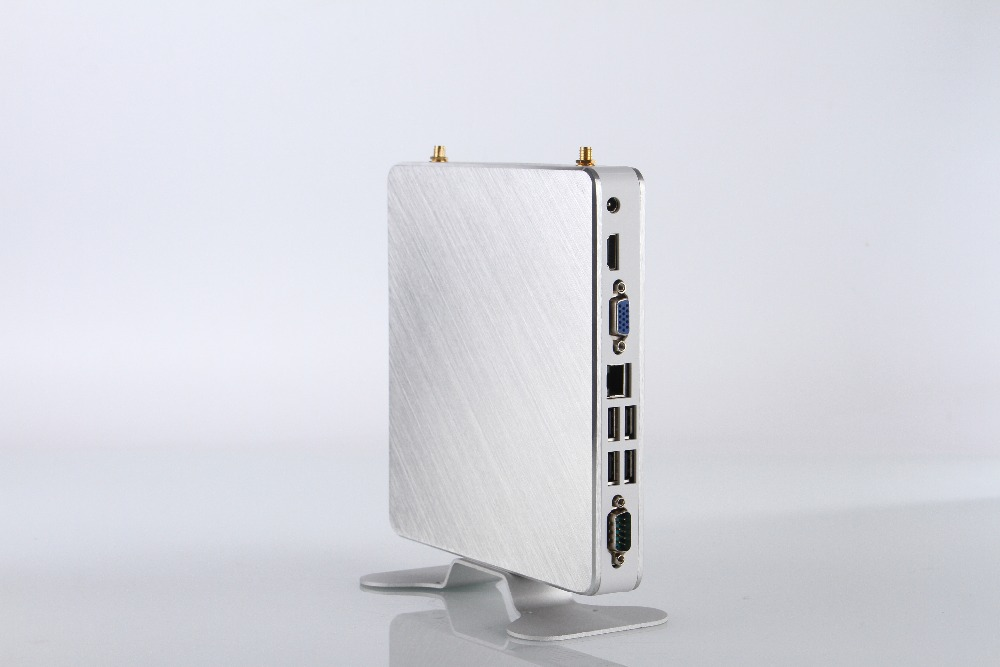 New shell Mini pc 3G modem less than 12W comsumption color black and sliver are available