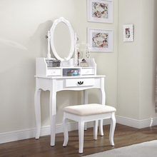 OEM Acceptable solid wood dressing table mirror price