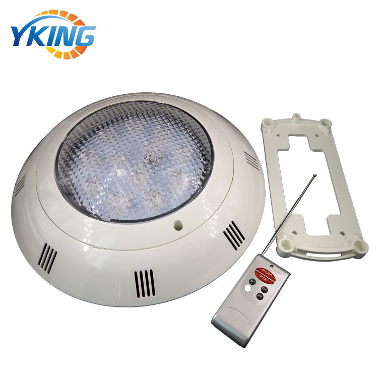 Remote color change 18W par56 ip68 waterproof led low voltage swimming pool light
