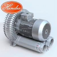 2PB High pressure 7.5KW regenerative pump / industrial air pump / ring blower
