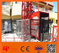 SC100 passenger hoist,hot sale construction hoist for passenger and material,construction machinery hosit