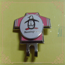 Custom golf hat clip ball marker Wholesale buy tools in bulk golf belt with divot tools