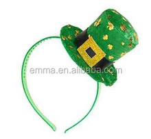 2015 St Patricks Day Party Hat Ladies Womens Irish Fancy Dress Costume Accessory HH002
