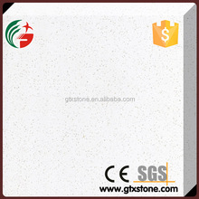 Artificial Stone White Sparkle Quartz stone Price