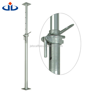 Best Seller High Turnover Frequency SGS Certificate Telescopic Scaffold For Building Adjustable Steel Prop