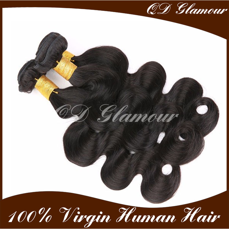 8Inch-30Inch Stock Factory Wholesale Unprocessed Virgin Brazilan Body Wave Hair