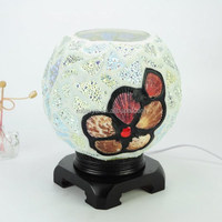 Wholesale Venezuela mosaic electric oil warmer