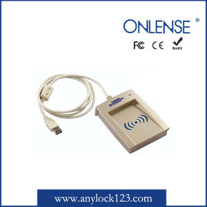 RFID card encoder with software free for hotel use