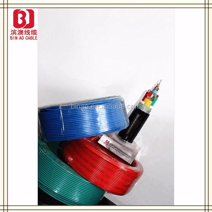 Copper/Aluminum core PVC insulated PVC sheathed copper wire and cable scrap for sale