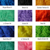 Viscose Staple Fiber Color Dyed Fast
