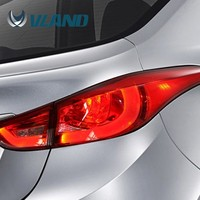 CE CCC ISO9001 China car lamp wholesaler modified tail lamp for hyundai elantra led tail light
