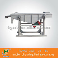 Hy series linear type vibrating screen classifier