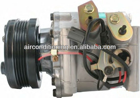 TRSE07 3651 electric auto air conditioning compressor for Honda Acco VII, SD 3651, OEM:38 810 PDF E02