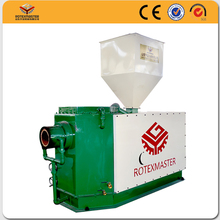 ROTEX high efficiency biomass palm shell burner for rotary dryer drying for Thailand