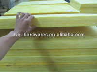 High Density Fireproof Insulation Glass Wool Board