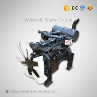 5.9L diesel engine 6D102 construction machinery parts truck excavator