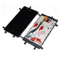 Replacement LCD assembly with frame For Nokia Lumia 720