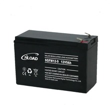 maintenance free vrla lead acid battery 12v 9ah deep cycle battery gel battery for Home Solar System