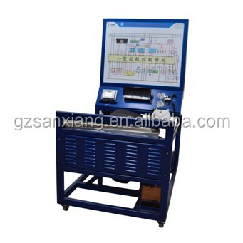 Hot Selling training platform and educational test platform automatic transmission bench