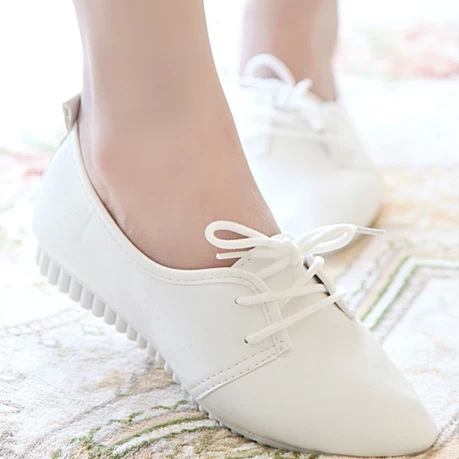 C72383A Ladies Fashion Shoes Ladies Beautiful Relax Flat Shoes
