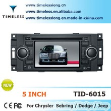 Car DVD For Dodge Ram 2005-2007 with GPS, BT, Radio, Remote control(TID-6015)