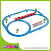 New product high speed electric cartoon mini thomas train toy