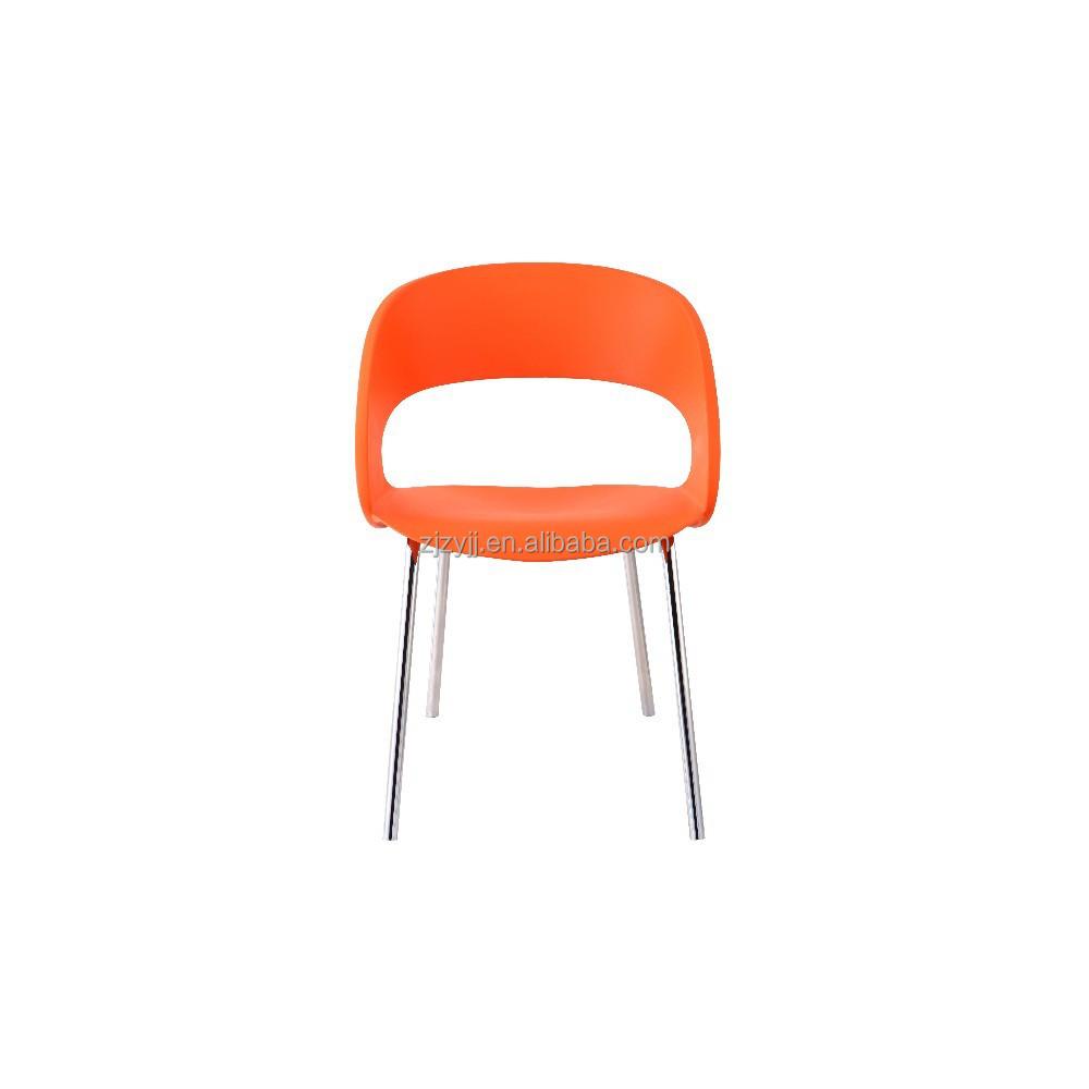 Vente Bien Nouveau Type En Plastique Salle Manger Chaise