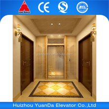 Customized vvvf control electric home elevator, electrical lift for people