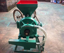 Best price grain grinding machine/ small corn mill grinder for sale
