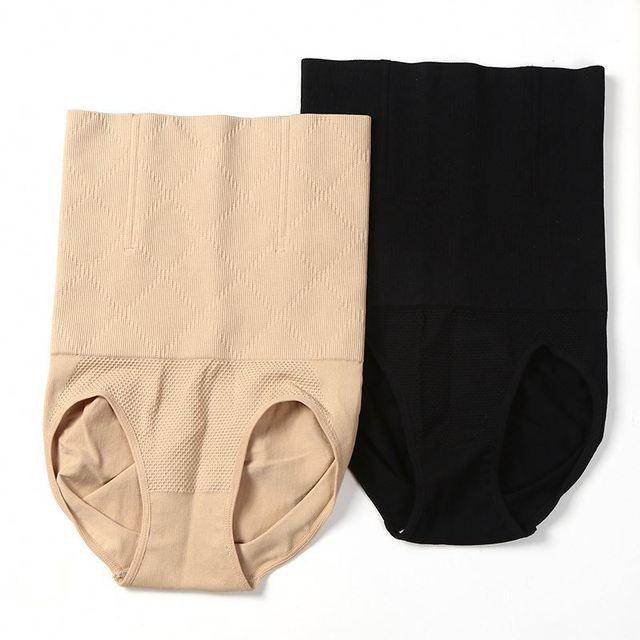 Women Slimming Corset Abdomen Hip Body Control Shaper Brief Underwear High Waist pants
