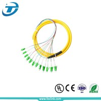 Telecommunication Equipment 12 Colors Fiber Optical