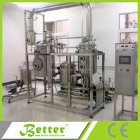 High Efficiency Ultrasonic Solvent Extractionn Equipment for Stevia, Tea