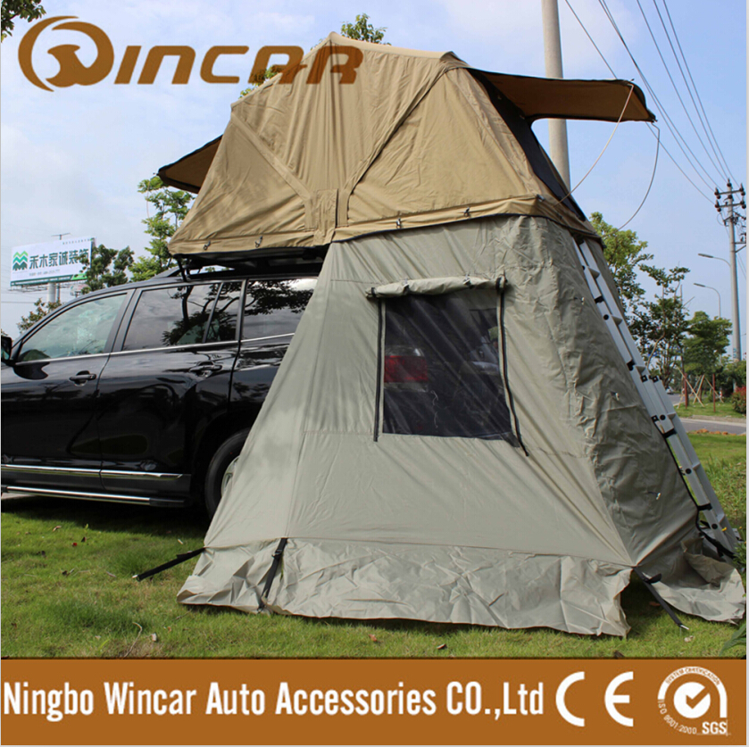Auto roof breathable tent camping car roof tent car tent