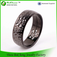 china wholesale cool men ring settings without stones for men