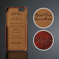 Alibaba China Newest Price Leather Cell Phone Case For iphone 6 2016