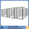 Large outdoor safe convenient excellent customizable dog kennel/pet house/dog cage/run/carrier