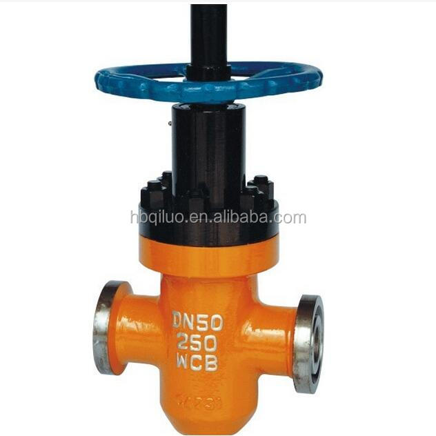 mss sp-70 Cast Iron DIN3352 F5 Outside-Screw Stem Wedge Gate Valve, PN10