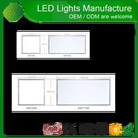 2x2 Drop Ceiling 48W 60W 60x60 36W LED Panel Light 600x600 /led light panel