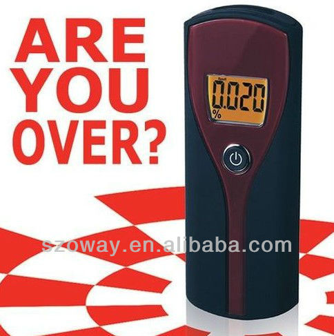 Digital Breathalyzer Alcohol Tester Best Price for You