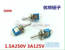 5MM SMTS-102 toggle switch