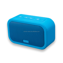 10w wireless mini bluetooth speaker with rubber coating for gift for year end