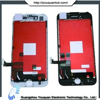 For iphone 7 lcd with touch screen digitizer assembly black color