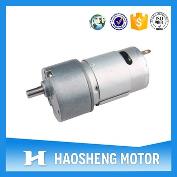 33mm dc motor gear box