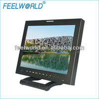 FEELWORLD LCD 15 inch cctv monitor with 3G HD SDI