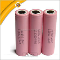 Wholesale price Original High quality LGABD11865 18650 3000mah 3.7V Rechargerable battery with flat top