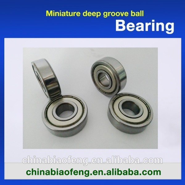 Different Ball Bearing Size,Miniature Deep Groove Ball Bearings Price List