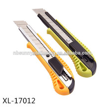 High quality 18mm cutter knife top sale, paper cutter knife blade
