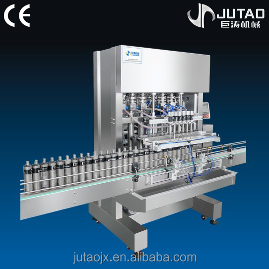 aseptic full automatic soy sauce/ketchup filling equipment